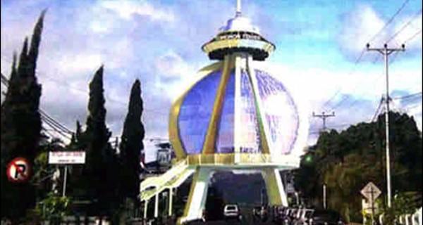 Menara Alfa Omega akan dibangun ditaman Kota