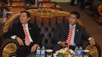 Pemerintah Kota Manado Nonton Pidato Presiden RI.(Foto.humas)