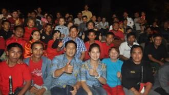 Pesta Rakyat Manado di TKB.(Foto.humas)
