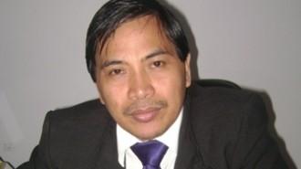 Ketua GAMKI Manado James Karinda