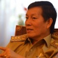 Walikota  Manado Vecky Lumentut
