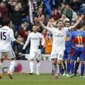 Real Madrid memang menang tiga gol tanpa balas atas Elche. Namun, skor 3-0 itu disebut bukan menandakan Madrid menang dengan gampang.(Getty Images)