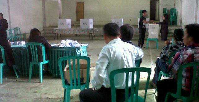 Pelaksanaan PSU di Desa Kayawu Berlangsung Aman