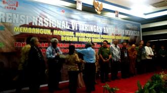Pembukaan Konfrensi Nasional VI Jaringan Antariman Indonesia (JAII), Papua