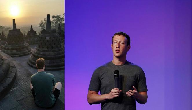 Mark Zuckerberg Berkunjung di Indonesia Menjadi Sorotan Dunia