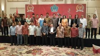 Bupati dan Wakil Bupati Minsel Hadiri Rapat Bersama DPD dan DPR-RI