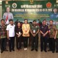 Bupati Minahasa Selatan Christiany Eugenia Paruntu SE,menghadiri Rapat Koodinasi Teknis TNI Manunggal Membangun Desa (TMMD) Ke-95 TA 2016