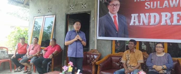 Air Bersih dan Listrik Sangat Dibutuhkan Warga di Bunaken