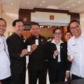 DPRD Tomohon Gelar Paripurna Buka-Tutup Sidang dan Tes Urine