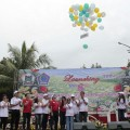 OD-SK Hadiri Launching TIFF 2016 di Jakarta beberapa waktu lalu, Target 1 Juta Turis Kunjungi Sulut