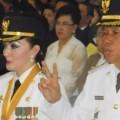 Christiany Eugenia Paruntu, SE dan Franky Donny Wongkar, SH (CEP-FDW), resmi memimpin Kabupaten Minahasa Selatan (Minsel)