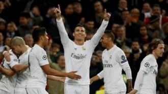Real Madrid melaju ke babak final Liga Champion
