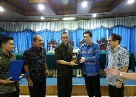 Wakil Walikota Terima Kunjungan Pemkot dan FKUB Denpasar