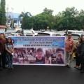 GMKI Minta Walikota Manado Copot Kepala Satpol PP Manado