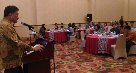 Gubernur Sulut Olly Dondokambey SE dalam pertemuan bisnis dan kunjungan kerja dalam rangka promosi peningkatan penetrasi pasar produk unggulan Sulut