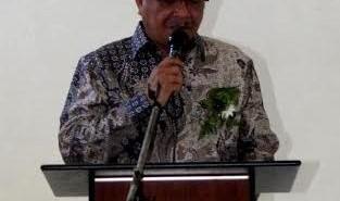 Wakil Walikota Bitung M Mantiri
