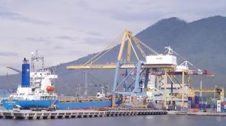 Pelabuhan Peti Kemas Kota Bitung