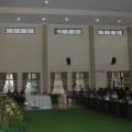 Rapat Paripurna DPRD Kota Tomohon dalam rangka pemandangan umum fraksi terhadap Ranperda perubahan atas peraturan daerah Nomor 9 Tahun 2012