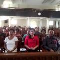 Sekda Kota Bitung Hadiri Hut GMIM Nafiri ke-58