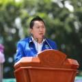 Sekretaris MPO GAMKI Sulut Rivay Rompas