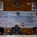 Workshop Kurikulum Akademi Komunitas Logistik Bitung
