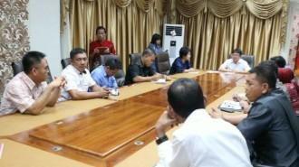 Koordinasi Soal LHKPN, DPRD Mitra  Datangi DPRD Sulut