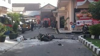 Diduga Jaringan Nur Rohman Dibalik Bom Bunuh Diri di Mapolresta Solo