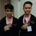 Dionisio Posumah, Siswa SMA Kristen I Tomohon  Raih Emas Di FLS2N