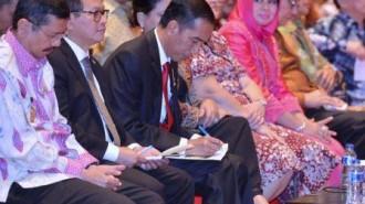 Jokowi Beri Pengampunan Pajak Secara Nasional