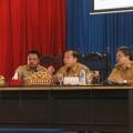 Lomban Pimpin Konsultasi Publik RPJMD Kota Bitung