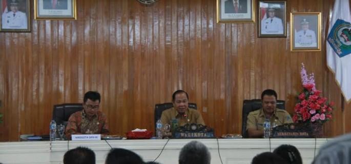 Lomban Terima Kunker Komite III DPD-RI