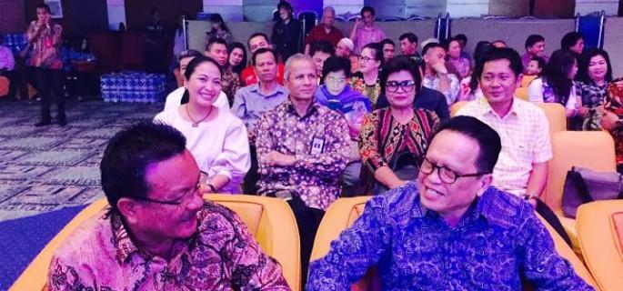 Mantiri Hadiri Launching Pesona Sangihe 2016