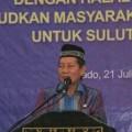 Walikota Manado, Dr. GS Vicky Lumentut, SH,MSi, DEA