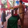 Wagub Pimpin Gladi Resik Upacara Peringatan Hari Proklamasi