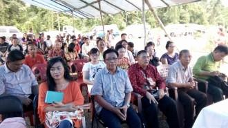Rukun Toulour Rayakan Hut Bersama Warga Manokwari