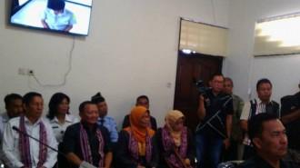 fasilitas pengadilan anak di Pengadilan Negeri Manado.