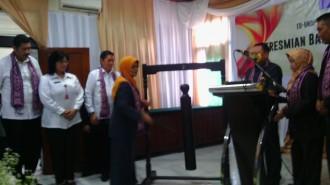 Fasilitas Peradilan Anak Diresmikan di PN Manado