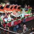 Naik Kendaraan Hias, GSVL-Mor Semarakan Karnaval Natal 2016