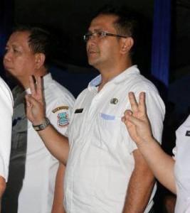 Steven P.D.A. Runtuwene S.Sos – Kepala Sub Bagian Protokol Bagian Humas dan Protokol Setda Kota Manado dilantik menjadi Kepala Bagian Humas dan Pemerintahan