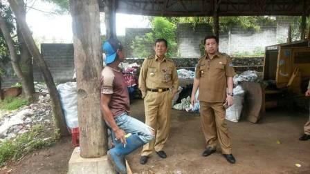 GSVL-Mor Pantau Dinas Damkar, Poliklinik Kesehatan dan TPA Sumompo