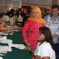 Menteri Sosial (Mensos) Republik Indonesia Khofifah Indar Parawansa