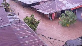 Banjir dan Tanah Longsor di Bitung, 3989 Warga Mengungsi