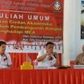 Gubernur Keynote Speech di STAKN Manado