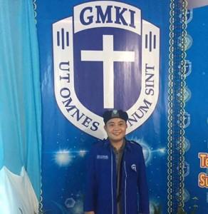 Ketua BPC GMKI Manado
