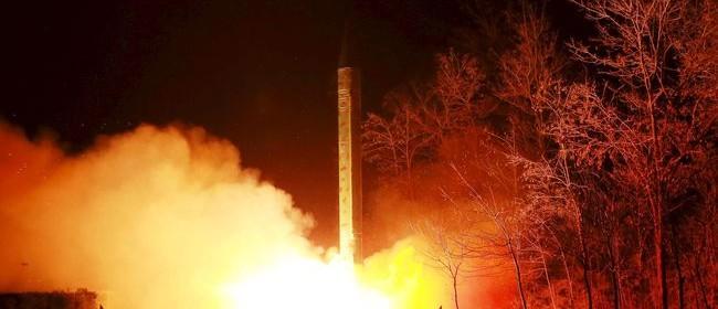 Pemerintah Korsel menyebut Korea Utara kembali meluncurkan rudal balistik. (REUTERS)