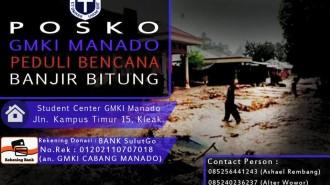 Posko GMKI Manado