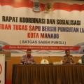 Walikota GSVL Ingatkan,Pungli Hambat Kinerja Pemerintah