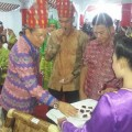 Walikota GSVL Minta Warga Sangihe Dukung Iven Tulude Kota Manado