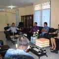 Walikota GSVL Pimpin Rakor di Kantor Camat Mapanget