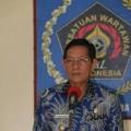 Walikota Manado DR Ir GS Vicky Lumentut SH MSi DEA memimpin upacara peringatan Hari Pers Nasional (HPN)